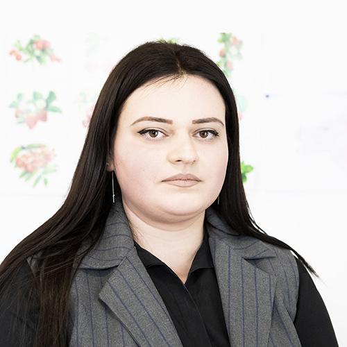 Инга Кусраева